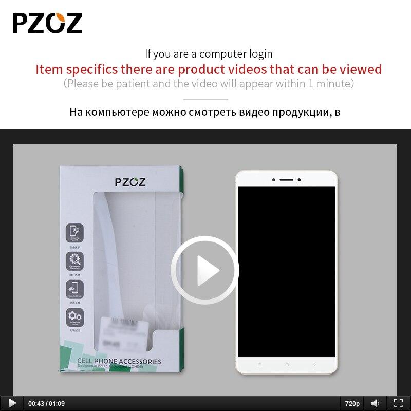 PZOZ redmi note 4x kasus silikon mewah anti-mengetuk xiaomi redmi - Aksesori dan suku cadang ponsel - Foto 4