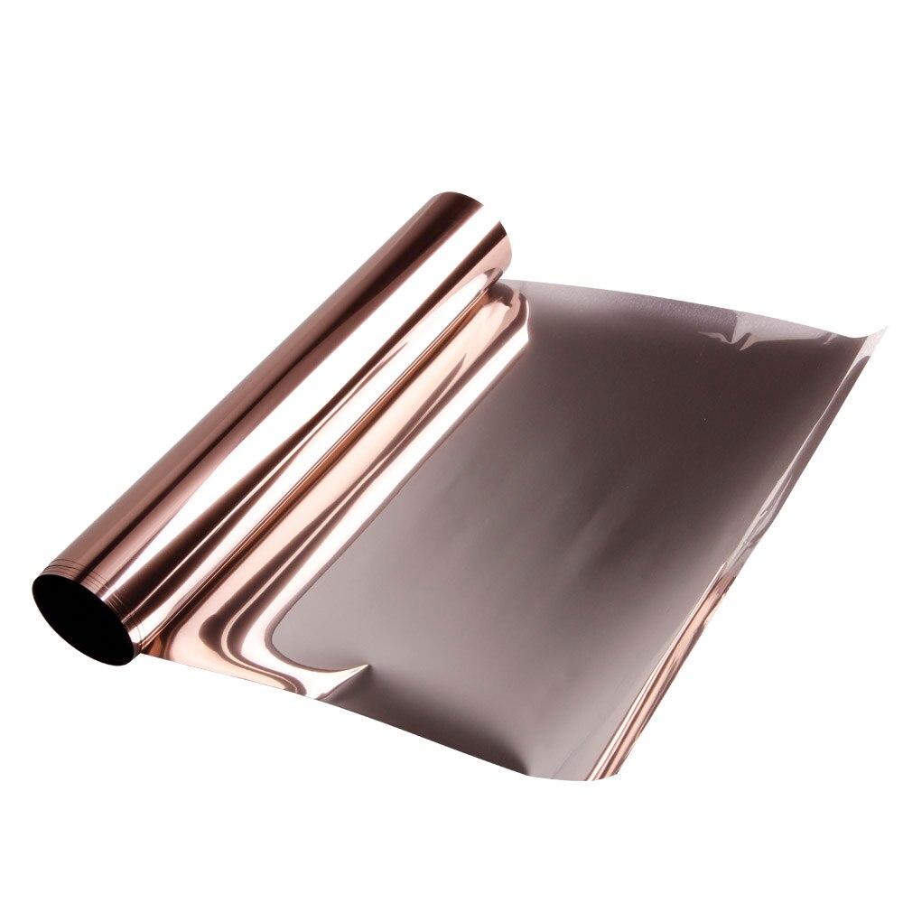 Solar Bronze Silber Wärmeabgabe und Uv schutz Tönungsfolie