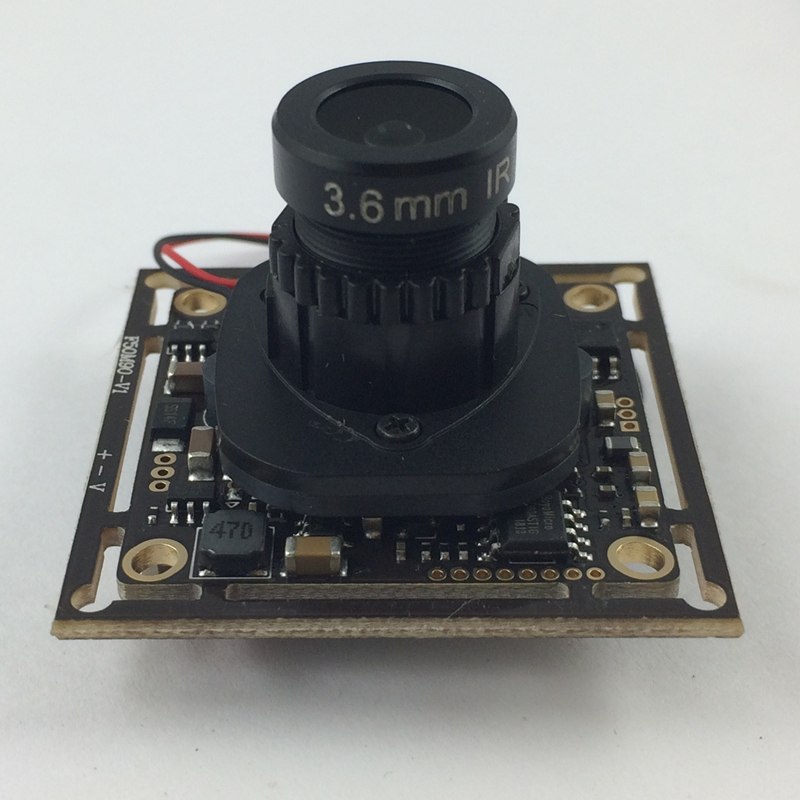 One set AHD 2.0MP 1080P 1/2.8 CMOS IMX290/IMX327+FH8550M Sony chipset DSP CCTV camera module board,chip board chipset image