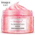 Cosméticos de corea rose Petals Lavable máscara para dormir hidratante mascarilla Hidratante Para Blanquear Hidratante Anti-Envejecimiento Cuidado de La Piel