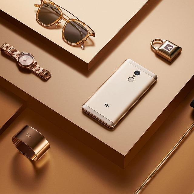 Xiaomi Redmi Note 4X Snapdragon 625 Octa Core CPU 3GB RAM Mobile Phone 32GB ROM 5.5″ 1080p display 13MP Camera 4100mah MIUI8.1