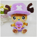 "Kawaii 8"" One Piece Plush Toys Doll 4 Colors Cute Chopper Doll for Baby Kids Gift Anime Stuffed Toys Children Juguetes"