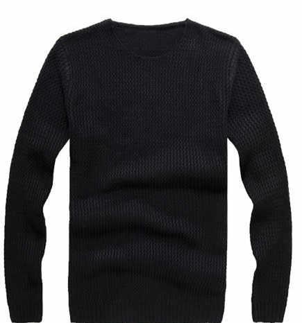 Мужской пуловер 2018 мужской брендовый Повседневный тонкий свитер мужской высококачественный хеджирующий круглый вырез Мужской Свитер оверсайз 4XL