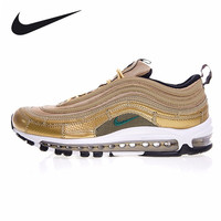 Nike Air Max 97 CR7 Men Running Shoes,New Arrival Men Sport Sneakers Breathable Outdoor Shoes,AQ0655 700