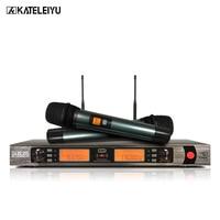 Professional UHF wireless microphone hands wireless microphone k 860 Kara OK home KTV stage
