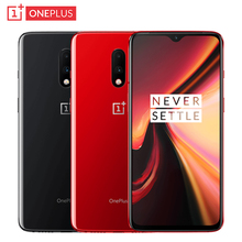 Global Rom OnePlus 7 Mobile Phone 6.41 inch 8GB+256GB Snapdragon 855 Octa-core A
