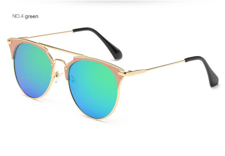 HTB1IixafGagSKJjy0Faq6z0dpXad - Luxury Vintage Round Sunglasses Women Brand Designer 2018 Cat Eye Sunglasses Sun Glasses For Women Female Ladies Sunglass Mirror
