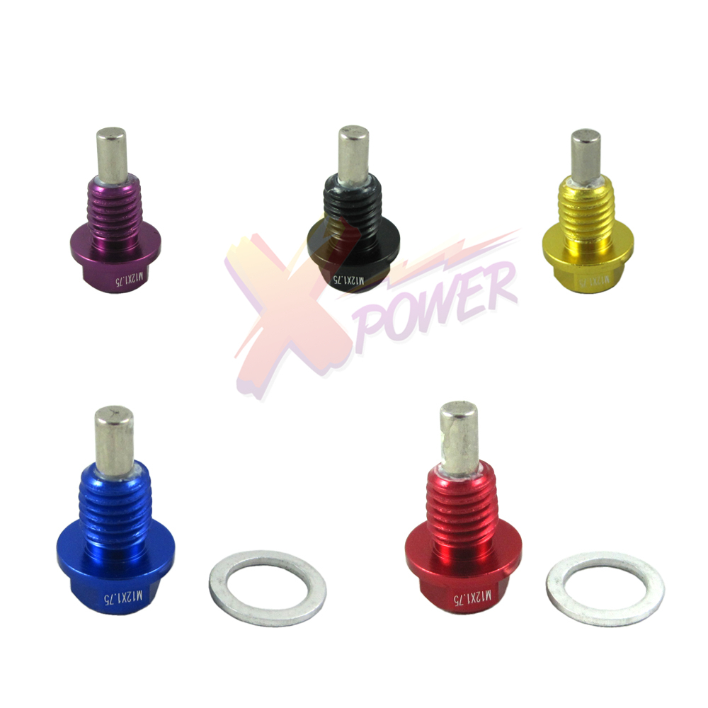 Xpower new magnetic engine oil pan drain plug for Bulk motor oil prices