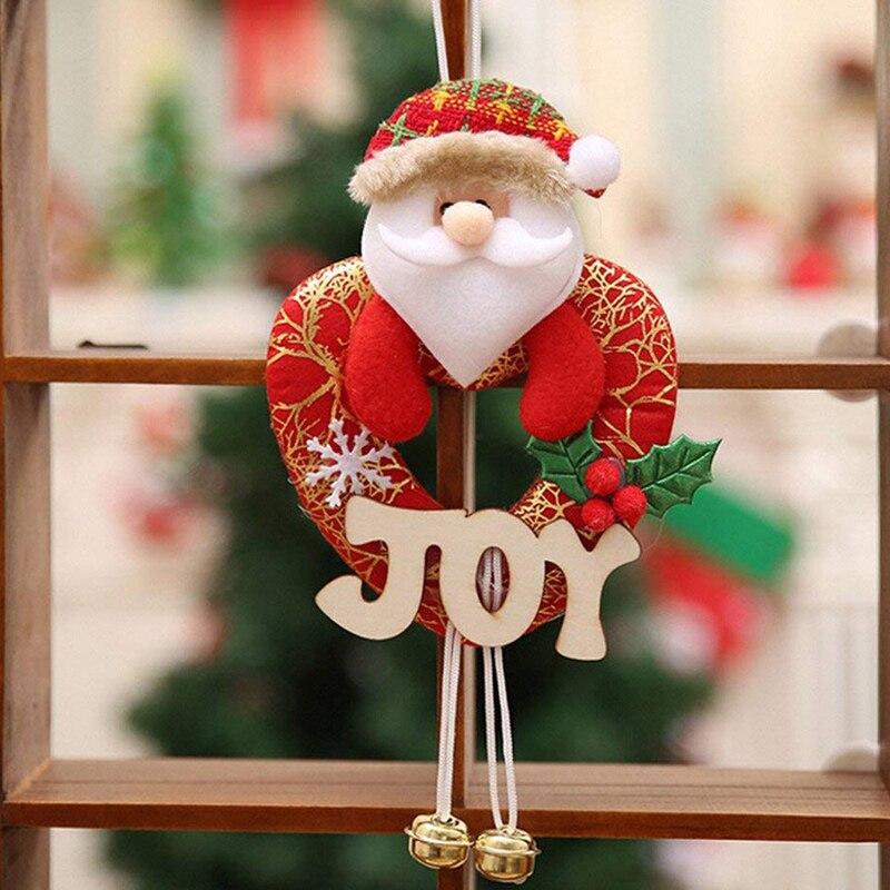 High Quality Cute Christmas Tree Decoration Santa Clause