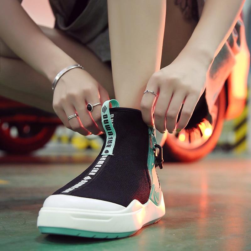 ab0b041b37e131 Plates Top À Femmes Espadrilles green Semelles Black Sport Chaussures  Épaisses Dames Femme Low De Af472 MUVzSpq