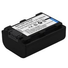 1 pc 7.2 V 1150 mAh NP-FH50 NP FH50 NPFH50 Câmera Digital Bateria Recarregável Substituição Bateria Li-ion Recarregável para Sony NP-FH50