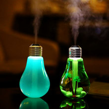 Essential Oil Diffuser with LED Night Light
