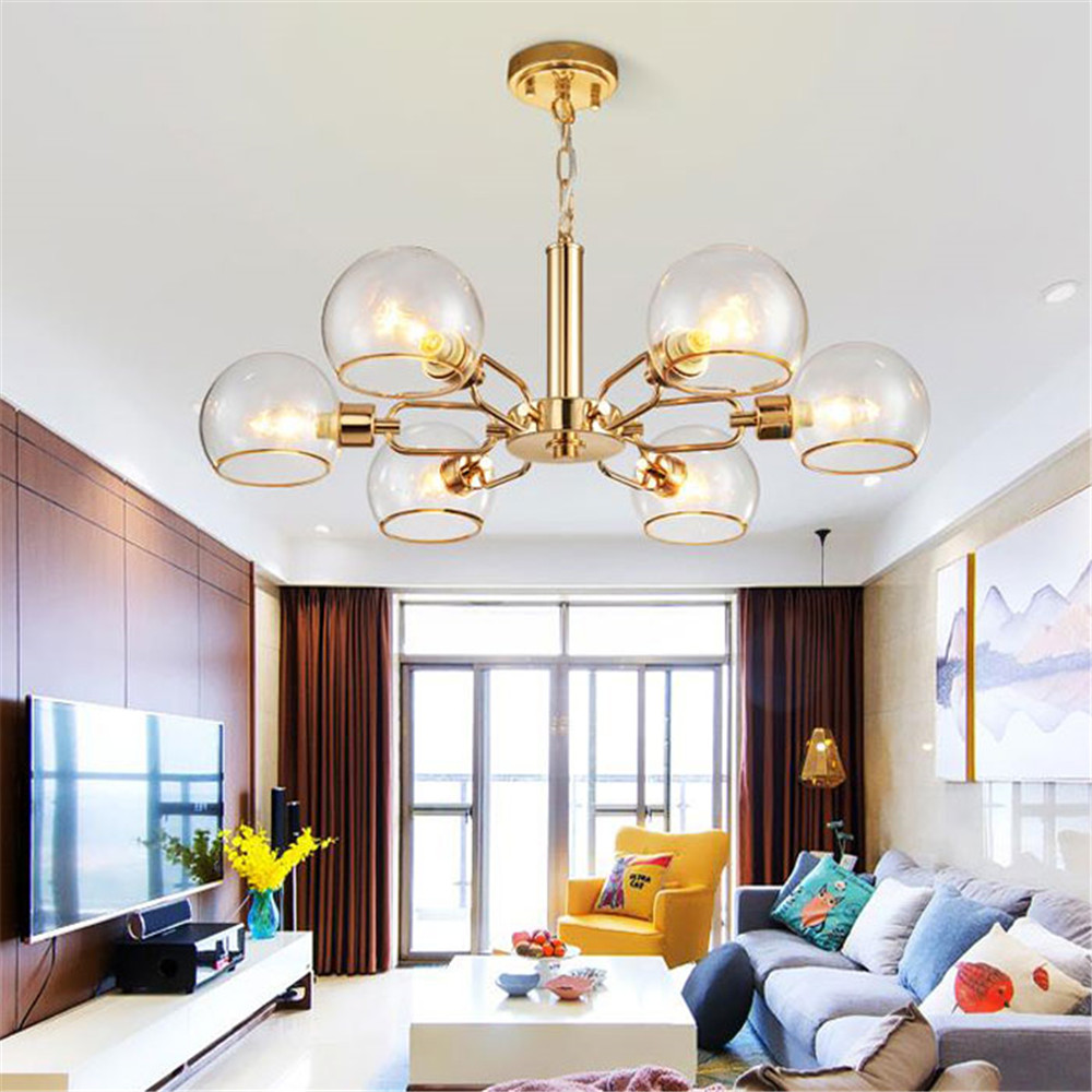 interior designs trends ideas orb arch chandelier living room design light