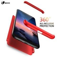 GKK Original Case for Xiaomi Redmi Note 6 7 Pro Case Armor 360 All-inclusive 3 in 1 Hard PC Matte Cover for Redmi note 7 6 case original 7 1658462 3