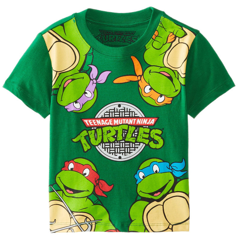 Baby Boy Ninja Turtle Clothes