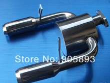 New arrival!!Exhaust Pipe/Tuned Pipe for 1/5th RC Gas Model Car/for BAJA ,DDM dual exhaust pipe