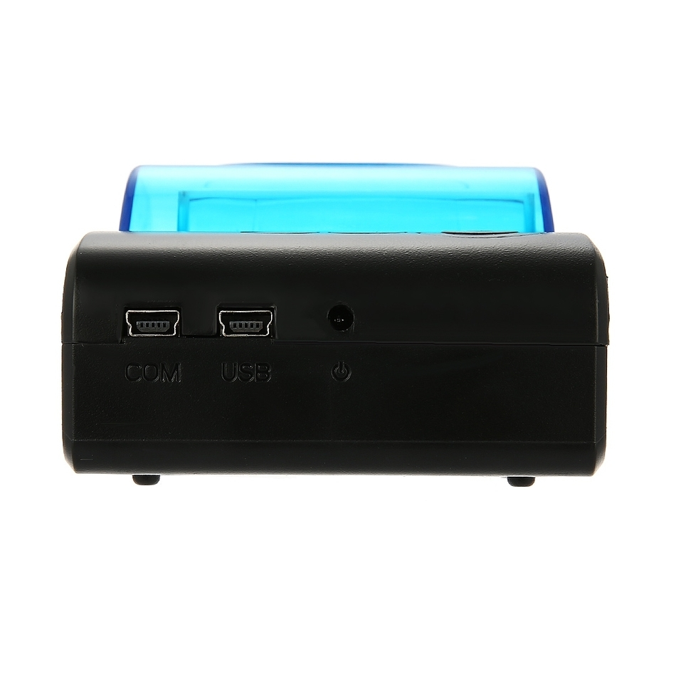 ZJiang ZJ-5805 58mm Bluetooth POS Receipt Thermal Printer Android 4 0  Dot-matrix Thermal Printer Bill Machine For Supermarket