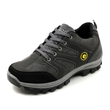 2018 Новая мужская походная обувь непромокаемые кроссовки дышащие походные мужские туфли обувь для скалолазания мужские уличные треккинговые туфли