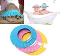 Newborn Adjustable Baby Shower Cap Protect Shampoo For Baby Health Bath Waterproof Caps Hat Children Wash Hair Shield Hat