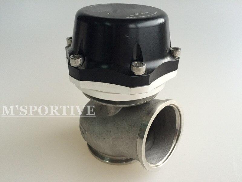 Nouveau Racing PRO-GATE 50mm Externe Wastegate 21PSI Universel Kits ~ NOIR - 2