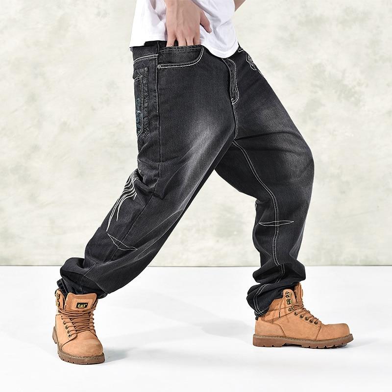 016 Size Style Denim Size Lâche 072 Punk Casual Jeans Mode Harem 077 Pantalon Hop 76 Size 2017 Hip Nouvelle Designer Usa Size BwTFqg