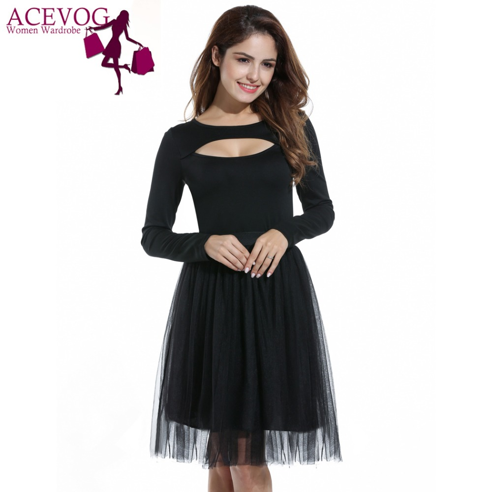 Online Get Cheap Black Bubble Dress -Aliexpress.com - Alibaba Group