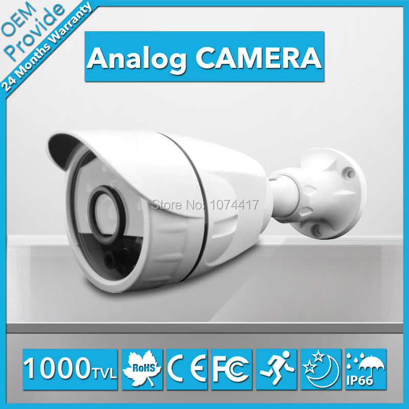 FL-HDS61000LD CCTV Camera 1/4 CMOS 1000TVL Security Camera Indoor/outdoor Infrared Night Vision 36 IR Light Home Surveillance smar home security 1000tvl surveillance camera 36 ir infrared leds with 3 6mm wide lens built in ir cut filter