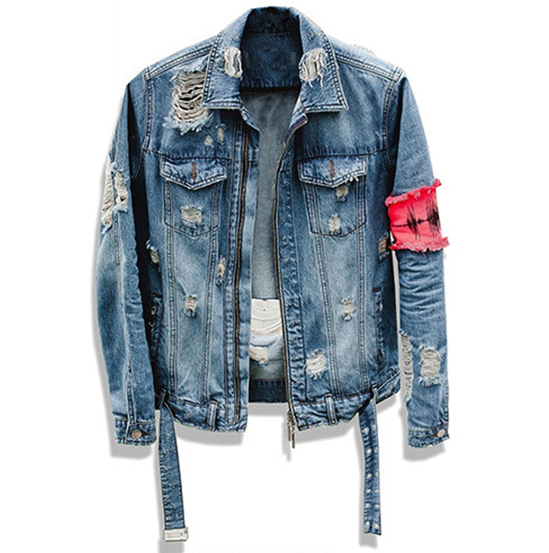 Buy kanye west jean jacket and get free shipping on
