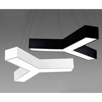 Офисные Открытый Подвесные Светильники LED Творческая личность Елочка в форме чистый кофе тренажерный зал промышленные ветер потолочный св