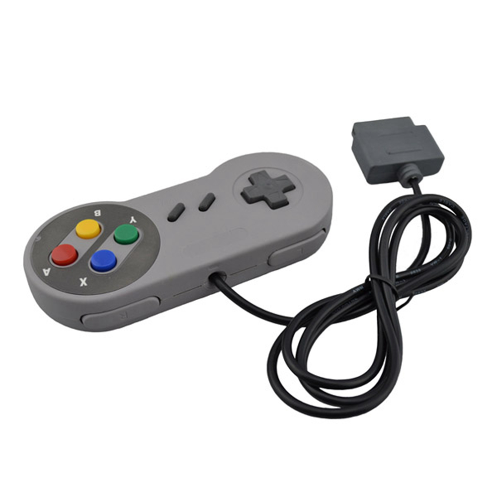 Wired gamepad retro Super Gaming Joypad Joystick for Nintendo SNES Controller for PC for MAC Controllers handle
