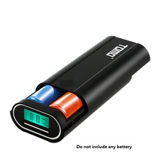 2 Slots LCD Display Fast Intelligent Battery Charger Rechargeable Batteries 18650 li-ion battery charger smart power accessory цена