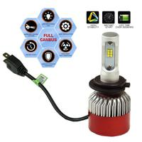Car Styling H7 120W LED Headlight KIT High Power Replace Halogen Xenon 12000LM Apr24