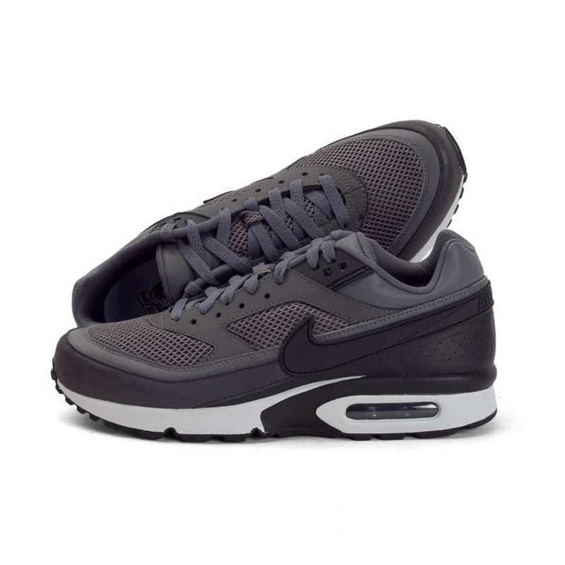 timeless design 57b37 5cbac ... Original Authentic Official Nike Air Max BW 3M Dark Grey Men s  Breathable Running Shoes Sports Sneakers ...