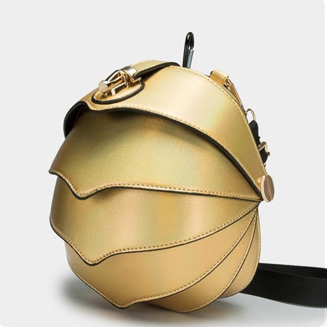 Fashion Handbags Bag Mini Beetle Shape Bags Cute Pangolin Creative S Shoulder