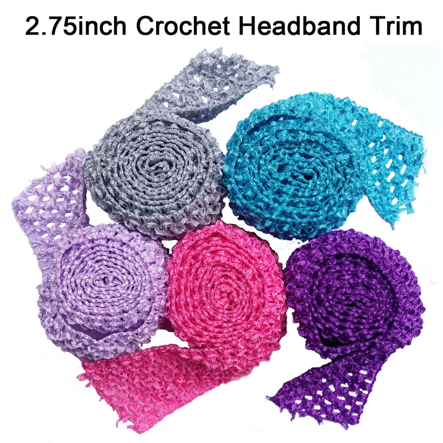 tutu bands stretchy 2 75inch wide crochet elastic waistband by the