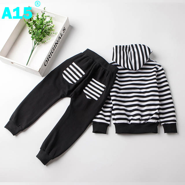 7afa159e41a placeholder A15 Kids Clothes Boys Sport Toddler Girls Clothes Sets Spring  Autumn 2018 Girls Sets Outfits Kids
