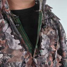 Men's 3D Tactical Hunting Camouflage Poncho