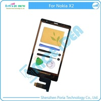 New Touch Screen Digitizer Replacement For Nokia X2 Dual SIM RM 1013 X2DS Touch Panel Glass