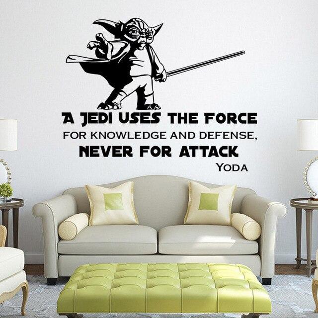 2017 Star Wars Star War karakter slaapkamer woonkamer decoratie ...