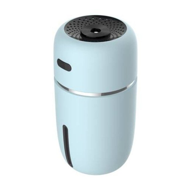 Small Size USB 200ML Ultrasonic Humidifier Air Humidifier Aroma Essential Oil Diffuser Aromatherapy for Office SPA