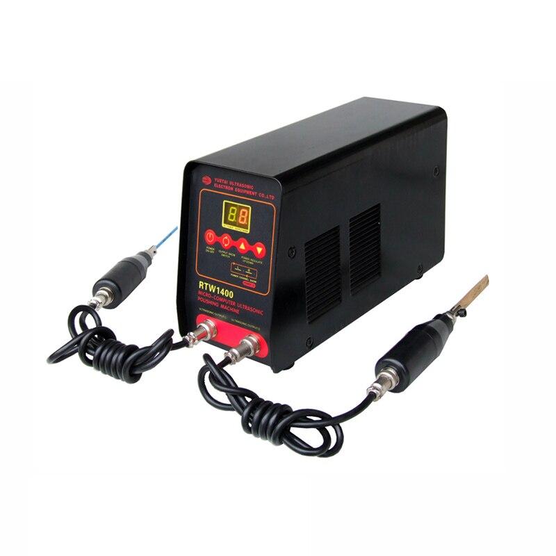 1pc RTW1400 Mini Ultrasonic Polishing Machine,surface treatment machinery 1pc rtw1400 mini ultrasonic polishing machine surface treatment machinery