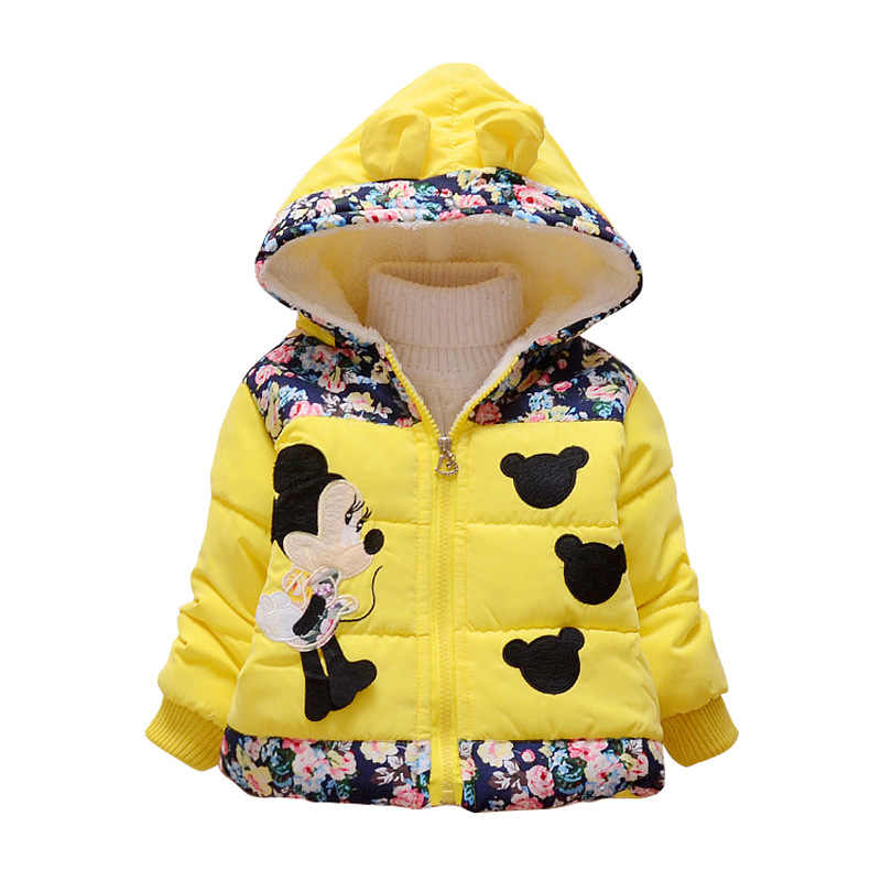 f048465d2048 Detail Feedback Questions about New Minnie Baby Girls Jacket Kids ...