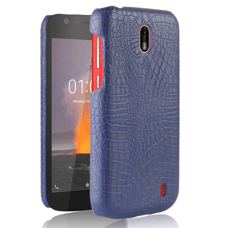 SuliCase Case for Nokia 1 TA-1071 Phone Back Cover Hard Nokia1 TA 1071 TA1071 PC Frame Protector