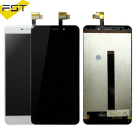 100 Tested High Quality For Umi Super LCD Display Touch Screen Digitizer F 550028X2N C Assembly
