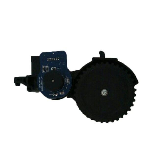 Odkurzacz prawy lewy koło dla proscenic kaka serii proscenic 790T 780TS JAZZS Alpaca Plus koła części do czyszczenia próżniowego