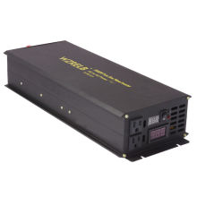 3000W Pure Sine Wave Solar Inverter 12V to 220V Wind Generator Welding Machine Power Supply 24V/48V DC 120V/240V AC