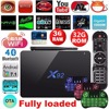 X92 2GB 16GB Android 6 0 Smart TV Box Amlogic S912 Octa Core CPU Kodi16 1