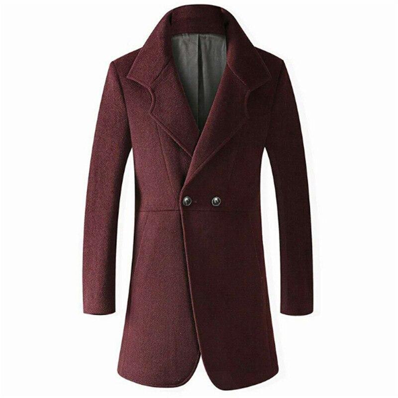 100 Wool Mens Coat | Fashion Women's Coat 2017