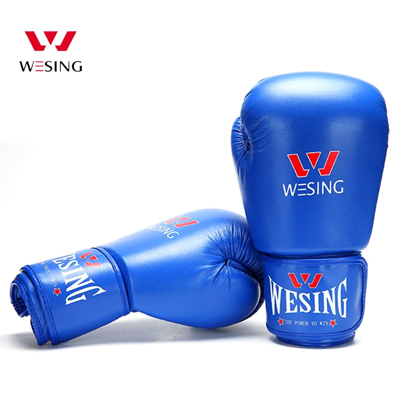 AIBA approved boxing gloves 10oz 12oz hihg quanlity micro fiber boxing gloves wesing aiba approved boxing gloves 12oz competition mma training muay thai kickboxing sanda boxer gloves red blue