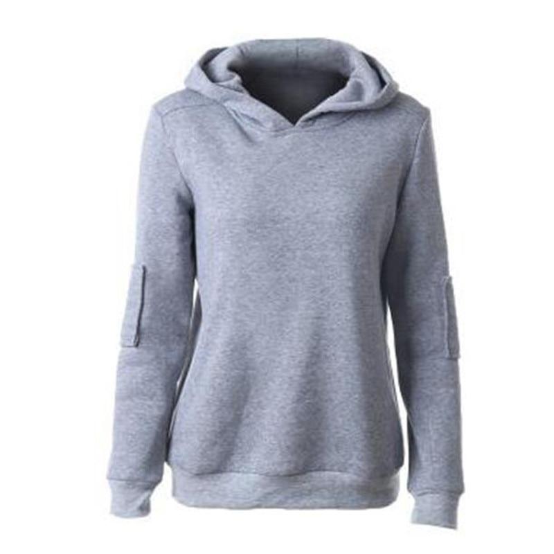 Popular Women Grey Hoodie-Buy Cheap Women Grey Hoodie lots from ...